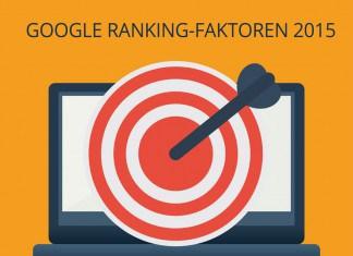 Ranking-Faktoren 2015