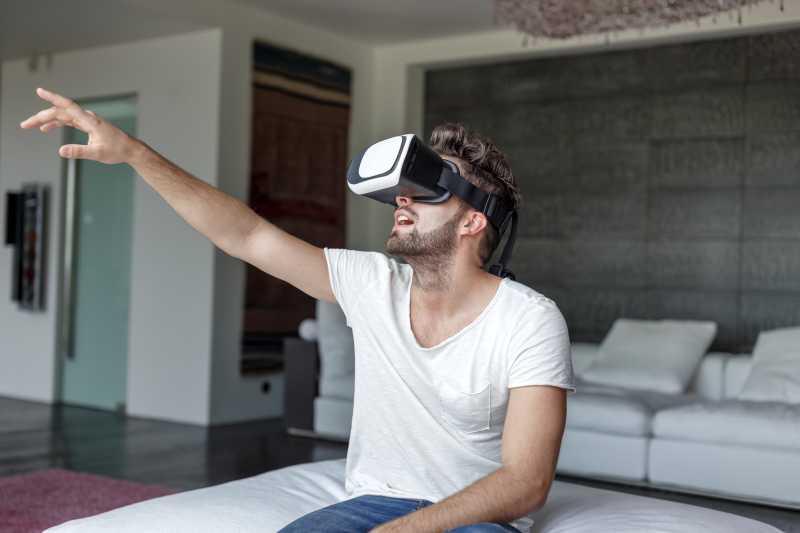 virtuelle datenbrille